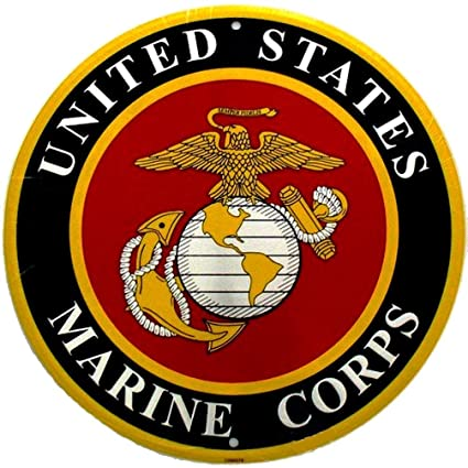 United States Marine Corps Badge